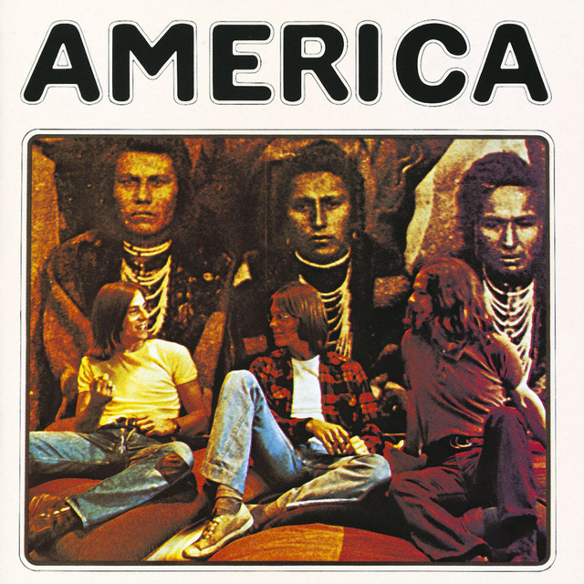 Cover: America - A Horse With No Name