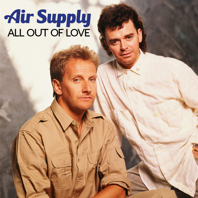 Cover: Air Supply - Making Love Out Of Nothing At All