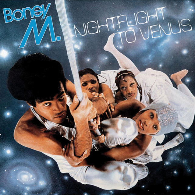 Cover: Boney M. - Rivers of Babylon