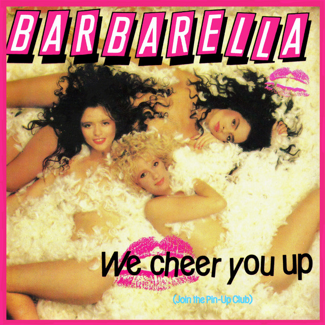 Cover: Barbarella - We Cheer You Up