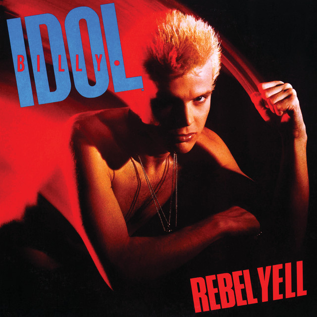 Cover: Billy Idol - Eyes Without a Face
