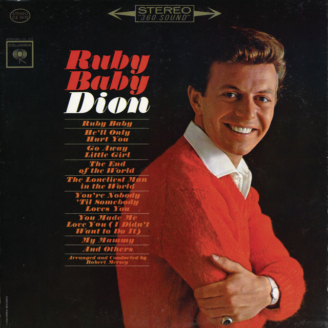 Cover: Dion - Ruby Baby
