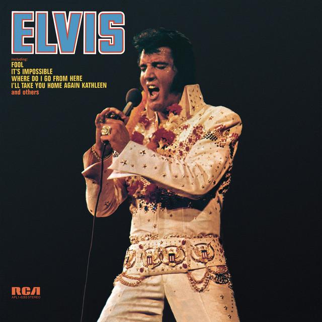 Cover: Elvis Presley - Burning Love