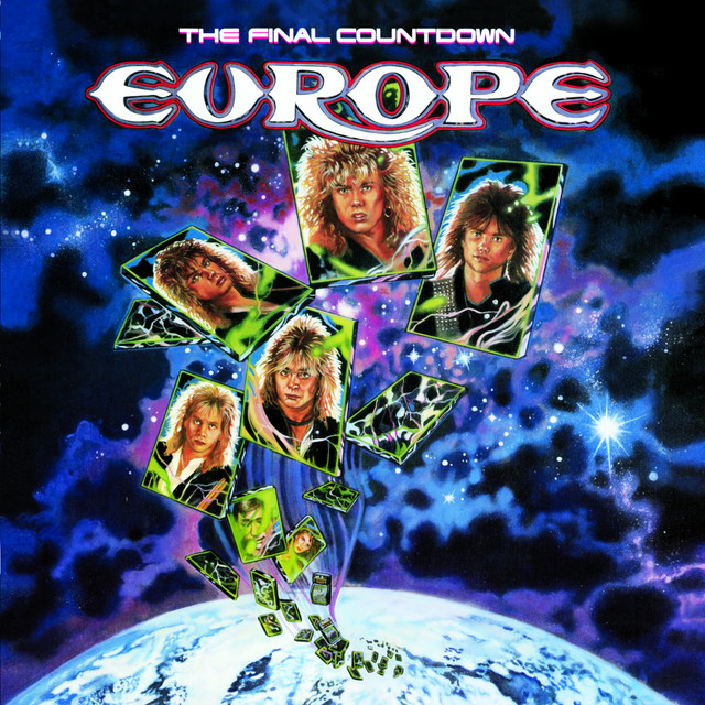 Cover: Europe - Carrie