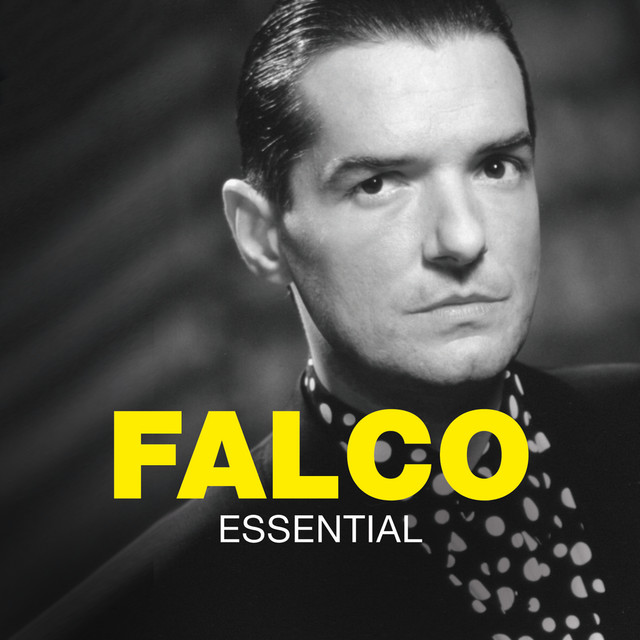 Cover: Falco - Out of the Dark