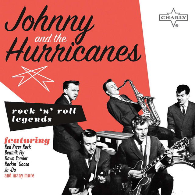 Cover: Johnny & The Hurricanes - Reveille Rock
