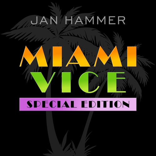 Cover: Jan Hammer - Crockett's Theme