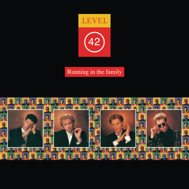 Cover: Level 42 - Lessons in Love
