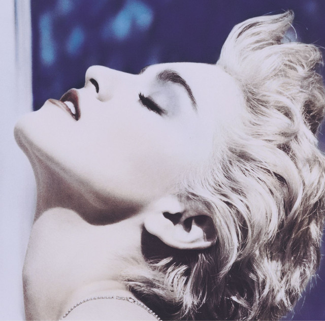 Cover: Madonna - True Blue