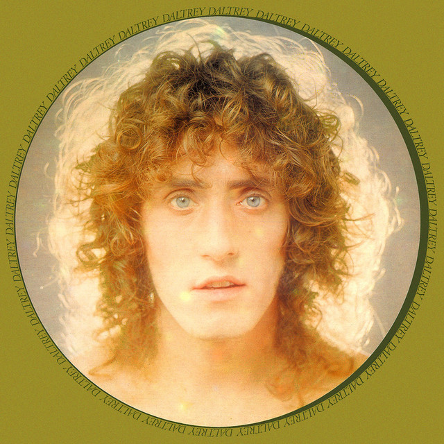 Cover: Roger Daltrey - Giving It All Away