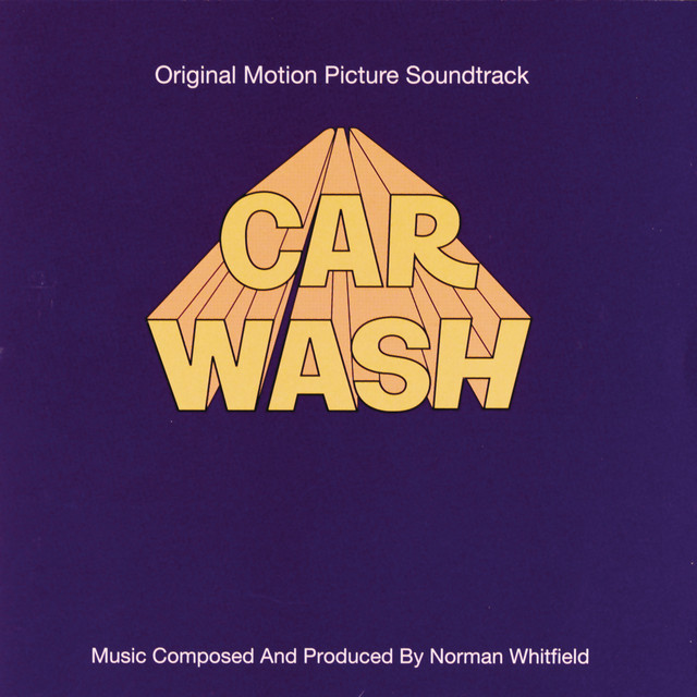 Cover: Rose Royce - Car Wash
