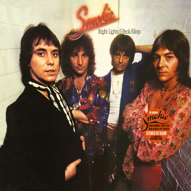 Cover: Smokie - Lay Back In the Arms of Someone