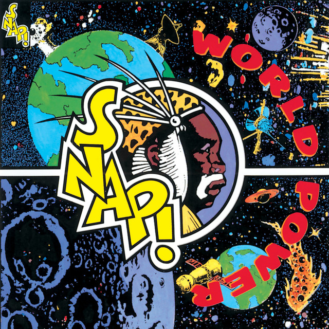 Cover: Snap! - Ooops Up