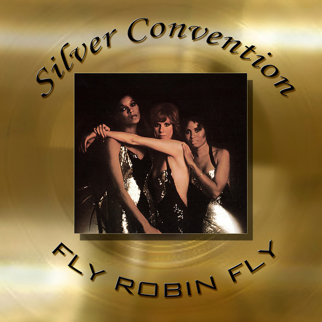 Cover: Silver Convention - Fly Robin Fly