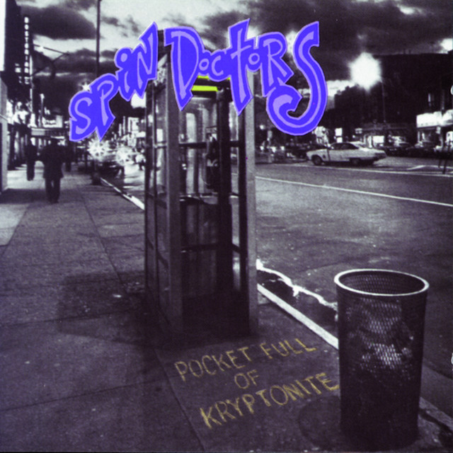 Cover: Spin Doctors - Two Princes