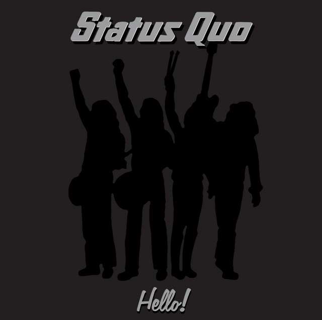 Cover: Status Quo - Roll Over Lay Down