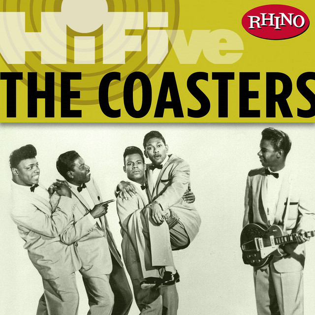 Cover: The Coasters - Yakety Yak