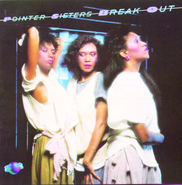 Cover: The Pointer Sisters - Jump (For My Love)